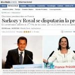 Sarkozy as orange as an Oompa-Loompa, Royal magnifique