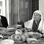 Anatoly Rahimbaev, Mosque caretaker and his wife.