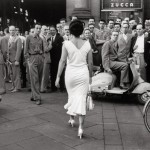 Mario De Biasi, 'Gli italiani si voltano', Milan 1954.