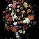 Grande composition florale - Guido Mocafico