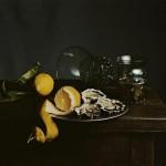 Nature morte aux huîtres - Guido Mocafico