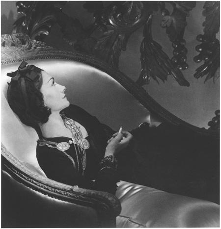 Horst P. HORST, Coco Chanel, 1937