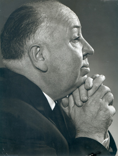 Yousuf Karsh, Alfred Hitchcock, 1960