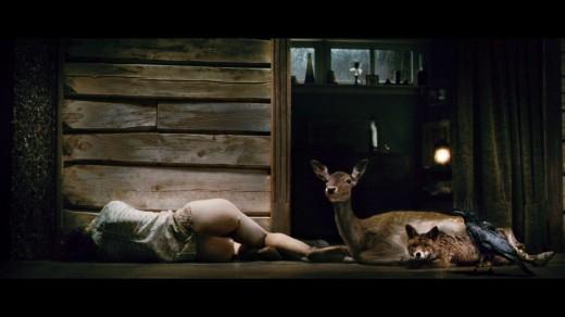 Antichrist, Lars von Trier.