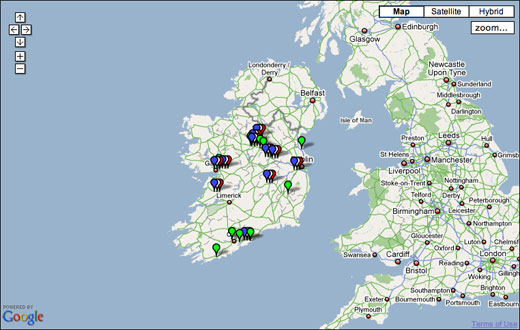 Mapping NAMA: Ghost Estates of the Irish Property Bubble.