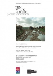 Ten Miles Round, Jackie Nickerson